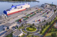 Projekt Publicznego Terminalu Promowego