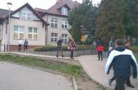 Sporo głosujących w szkole nr 86