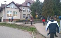 Spory ruch głosujących w szkole nr 86