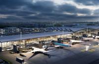 Rusza rozbudowa terminalu na lotnisku w Gdańsku
