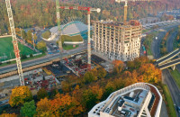 Budowa Modern Tower i 3T Office Park w Gdyni