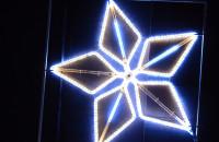 Dekoracja dynamiczna - gwiazda