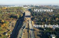 Nowa Bulońska: budowa potrwa dłużej