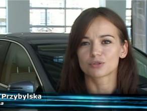 Ania Przybylska nie tylko o Mercedesie