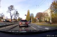 Przejechał na czerwonym świetle w Gdyni