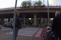Potrącenie rowerzysty w Gdyni