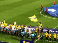 Arka Gdynia - Legia Warszawa 0:1. Prezentacja i doping