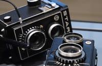 Polskie Aparaty Fotograficzne - wystawa w Hevelianum