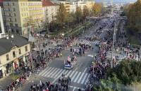 Gdyńska parada widziana z Infoboksu