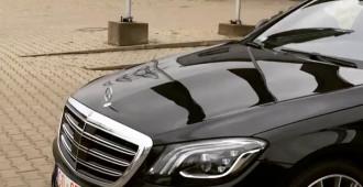 Luksusowy Mercedes S Class w222 Long - Prestige Line