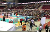 Piłka meczowa w meczu Trefl Gdańsk - Asseco Resovia