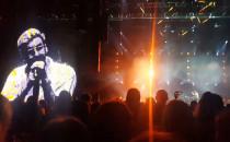Fragment koncertu Bass Astral x Igo w Ergo...