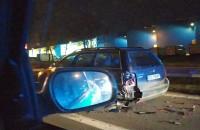 Wypadek przy Centrum Handlowym Matarnia