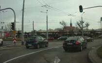 Na czerwonym świetle przez Gdynię
