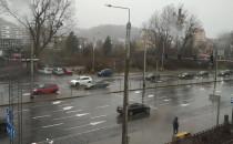 W Gdyni pada właśnie śnieg!