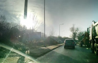 Wycinka drzew na ul. Wielkopolskiej