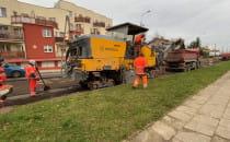 Wymiana nawierzchni na ul. Hodowlanej w Gdyni