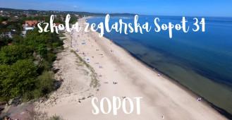 Sopot 34 przy plaży