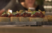 Otwarcie restauracji Treinta y Tres w Olivia Star