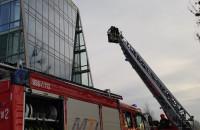 Ćwiczenia przeciwpożarowe w Gdyni