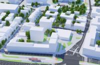 Wizualizacja Trasy GP-W (Nowej Politechnicznej)
