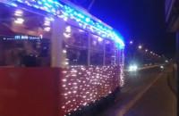 Kto dziś jechał mikołajkowym tramwajem