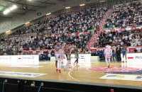 Kibice na meczu Anwil - Asseco