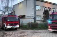 Interwencja strażaków na Przymorzu