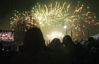 Sylwester w Gdyni: koncerty, pokaz fajerwerków i oświadczyny na scenie