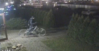 Kradzież roweru z garażu przy ul. Polnej w Sopocie