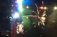 Brzeźno - fajerwerki sylwester 2020