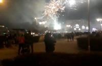 Pokazy fajerwerków w Gdyni
