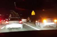 Wypadek na obwodnicy na Karczemkach