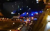 Fałszywy alarm pożarowy na Bulońskiej