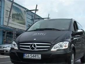 Mercedes Viano. Biznesowy van