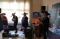 Koncert Latino Show Band w Morskiej Szkole Podstawowej w Gdańsku