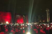 Mieszkańcy Gdańska robią światełko do nieba