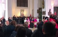 Uroczystość w Bazylice Mariackiej