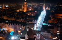 Światełko dla prezydenta Pawła Adamowicza