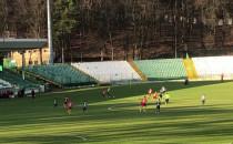 Lechia gra sparing z Chojniczanką