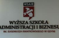 Drzwi do kariery w gdyńskiej uczelni imienia Eugeniusza Kwiatkowskiego WSAiB
