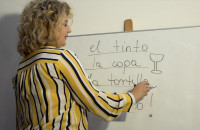 Hiszpański w Bieñ