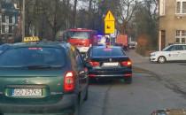 Interwencja strażaków na Morenie