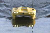 Dron wodny przebadał gdańskie zbiorniki retencyjne
