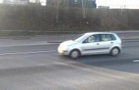 Płynny ruch na trasie W-Z na Chełmie