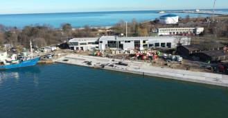 Nowoczesna baza Urzędu Morskiego powstaje w Gdańsku