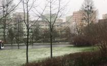 Śnieg pada w Gdyni. Ubierajcie się ciepło