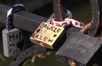 Otwarcie Gdańskiego Mostu Miłości