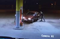 Spektakularna kradzież paliwa