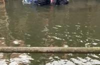 Mężczyzna wyłowiony z kanału Raduni w centrum Gdańska